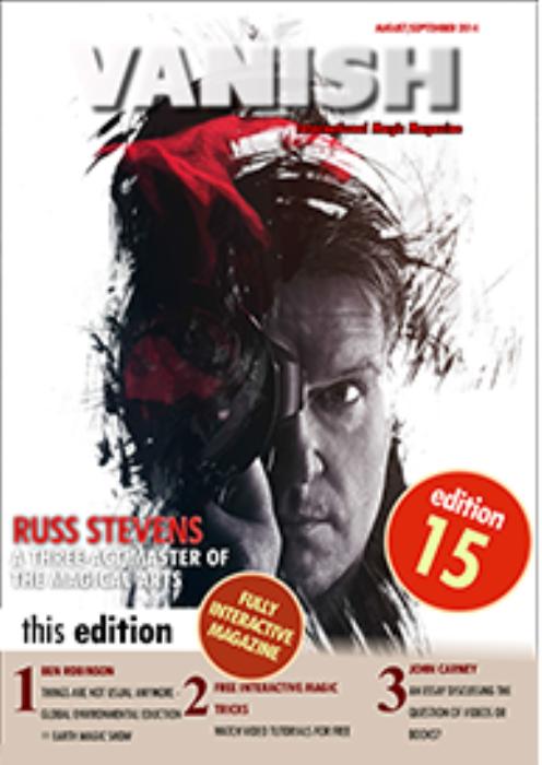 Third Additional product image for - Vanish Magazine Year 3