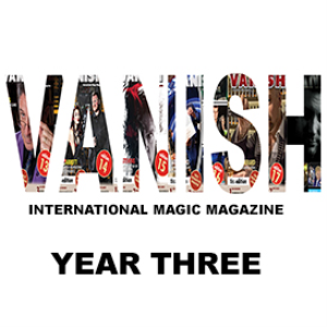 vanish magazine year 3