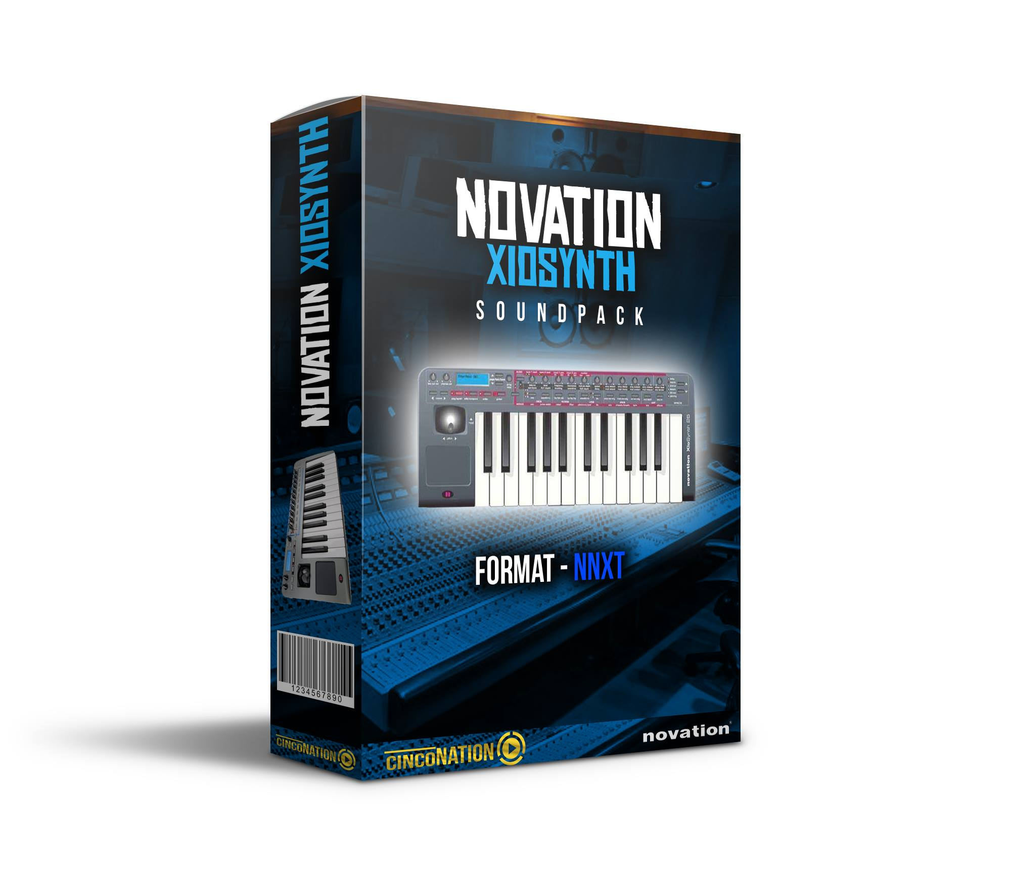 First Additional product image for - Novation Xiosynth Bank 2
