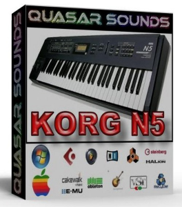 korg n5 soundfonts sf2
