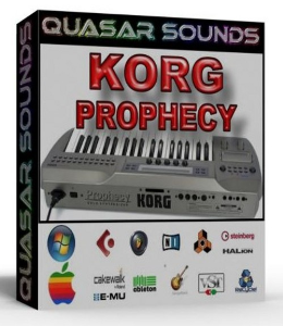 korg prophecy soundfonts sf2