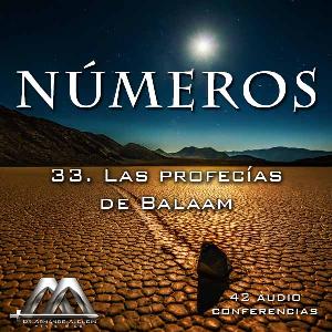 33 las profecias de balaam