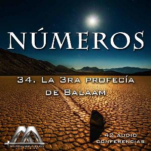 34 la 3ra profecia de balaam