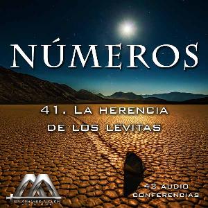 41 la herencia de los levitas