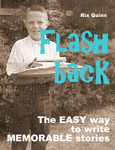 flashback: the easy way to write memorable stories