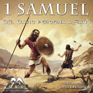 30 david perdona a saul