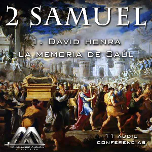 01 david honra la memoria de saul