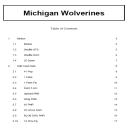 Michigan Wolverines Playbook | eBooks | Sports