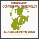 Geography - Continental Region (LC) | Documents and Forms | Research Papers