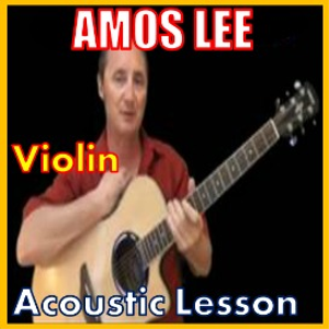 learn to play violin by amos lee