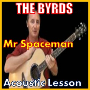 Learn to play Mr Spaceman by The Byrds   Movies and Videos   Educational