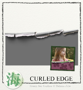 Curled Edge | Crafting | Paper Crafting | Other