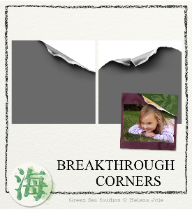 breakthrough corners