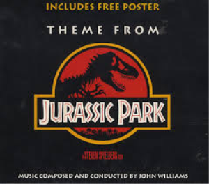 theme from jurassic park for 5441 big band