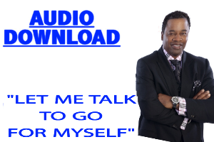 Let Me Talk To God For Myself | Audio Books | Religion and Spirituality