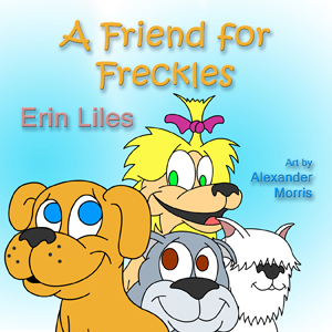 a friend for freckles