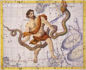 ophiuchus, the 13th zodiac sign / the serpent holder