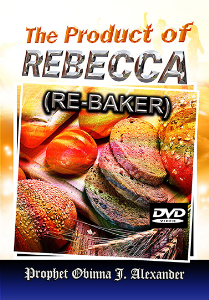the product of rebecca (re-baker)