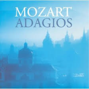 mozart serenade in b flat - adagio kv 361 (360a) woodwind quintet and piano