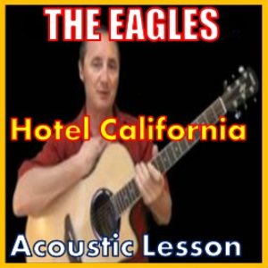 learn to play hotel california by the eagles