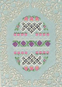 Hardangish Egg 2 - DST | Crafting | Embroidery