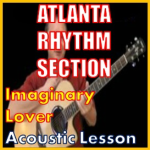 learn to play imaginary lover by the atlanta rhythm section