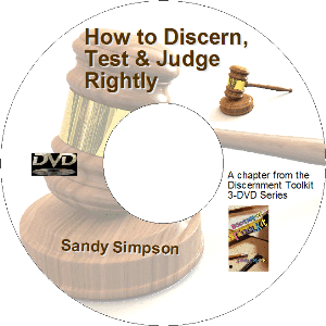 Discern, Test & Judge - MP4 | Movies and Videos | Religion and Spirituality