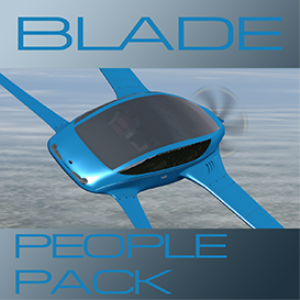 Blade People Pack Mod | Software | Games