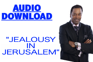 jealousy in jerusalem