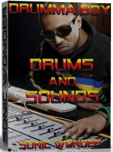 drumma boy drums & sounds - soundfonts sf2