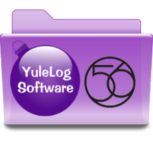 yulelog 2015 (dept. 56) for mac