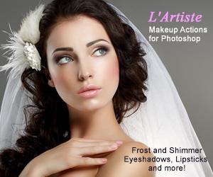 l'artiste makeup actions