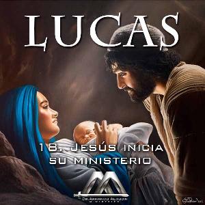 18 Jesus inicia su ministerio | Audio Books | Religion and Spirituality