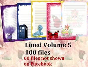 line volume 5