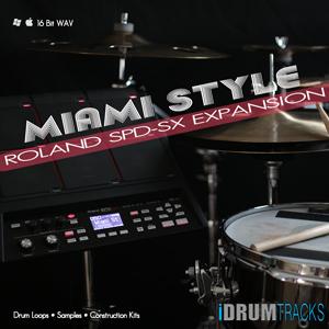 miami style spd-sx expansion