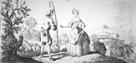 Boyce : Tell me, lovely shepherd : Choir offer   Music   Classical
