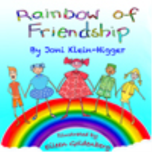 rainbow of friends