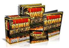 Turbo Power Graphics 2009 templates set with resell rights | Software | Design Templates