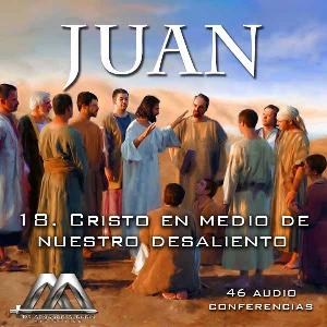 18 cristo en medio de nuestro desaliento