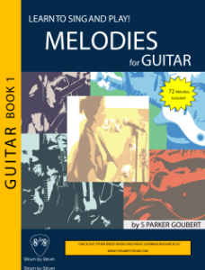 learn to sing and play! melodies for guitar: book 1