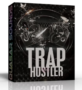 TRAP HUSTLER  5 Construction Kits   24 Bit WAV  Loops | Music | Rap and Hip-Hop