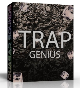 TRAP GENIUS  5 Construction Kits   24 Bit WAV  Loops | Music | Rap and Hip-Hop