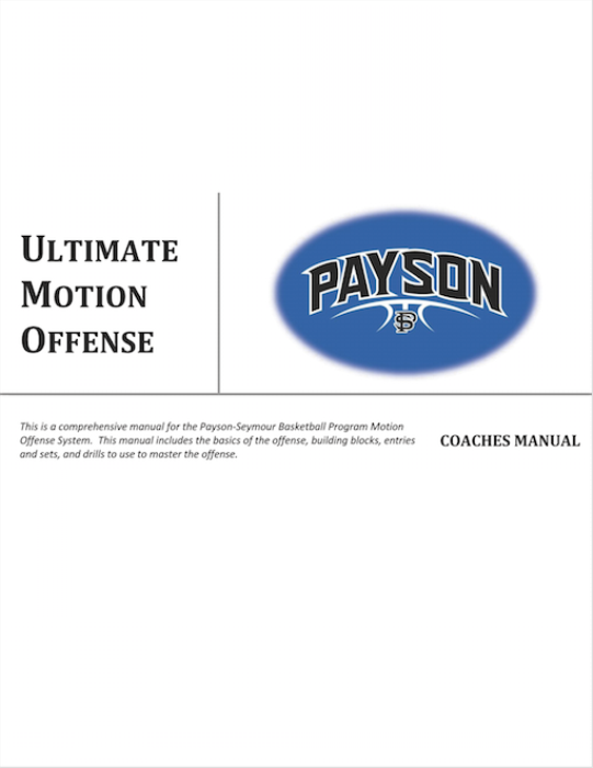 First Additional product image for - Ultimate Motion Offense Playbook