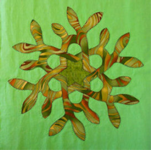 spirit of earth applique pattern