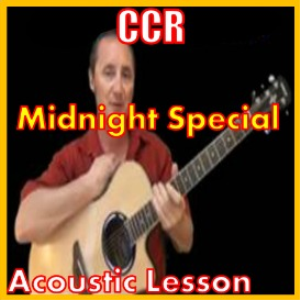 learn to play midnight special by ccr