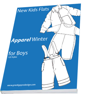 WB15-WInter Apparel for Boys | Other Files | Patterns and Templates