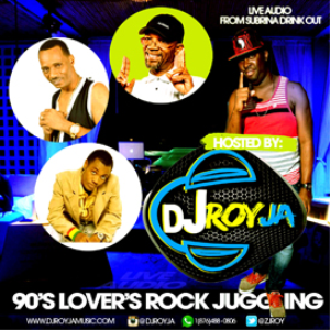 Djroy  90's Lovers Rock Live Juggling | Music | Reggae