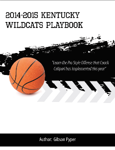 2014-2015 kentucky wildcats playbook