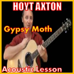 learn to play gypsy moth by hoyt axton
