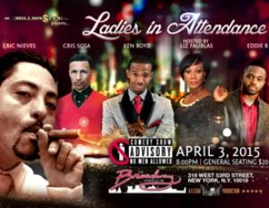 Ladies In Attendance Mixtape by DJ TNT (sponsored by Million$Pen, Ink) | Music | Show Tunes